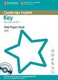 Past Paper Pack for Cambridge English Key 2011 Exam Papers and Teacher's Booklet with Audio CD
