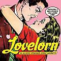 Lovelorn: 16 Classic Romance Comic Magnets