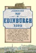 Map of Edinburgh, 1893