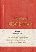 Baedeker's Great Britain: Handbook for Travellers (Baedeker's Great Britain)