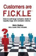 Customers Are F.I.C.K.L.e