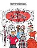 Really Cool Colouring Book 5: Fashion Animals