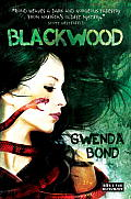 Strange Chemistry #01: Blackwood Cover