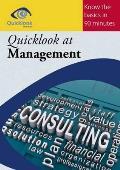 Quicklook At Management
