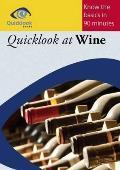 Quicklook At Wine