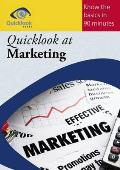 Quicklook At Marketing