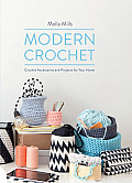 Modern Crochet Crochet Accessories & Projects for Your Home