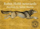 Robin Hobb - Animals Notecards: 10 Cards and Envelopes