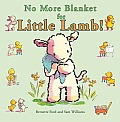 No More Blanket for Lamb