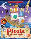Pirate Sticker Book (Scribblers Fun Activity)