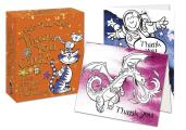Color Your Own Thank You Cards...
