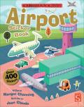 Airport Sticker Book (Scribblers Fun Activity)