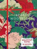 Japanese Woodblock Prints: Wrapping Paper Book