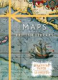 Maps from the British Library: Wrapping Paper Book