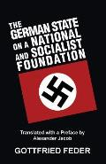 The German State on a National and Socialist Foundation