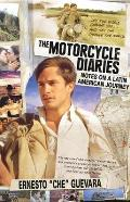 The Motorcycle Diaries (Movie Tie-In) Cover