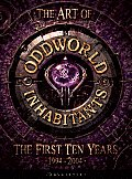 Art of Oddworld Inhabitants: The First Ten Years 1994-2004