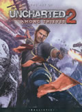 Art of Uncharted 2 Among Thieves
