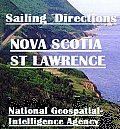 Sailing Directions - Nova Scotia and the St Lawrence