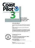 US Coast Pilot Volume 3 Atlantic Coast Sandy Hook NJ to Cape Henry VA