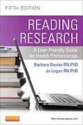 Reading Research A User Friendly Guide For Health Professionals