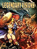 Legendary Visions: The Art of...