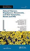 Natural Polymers, Biopolymers, Biomaterials, and Their Composites, Blends, and Ipns