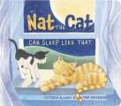 Nat the Cat Can Sleep Like That