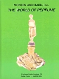 The World of Perfume: Perfume Bottle Auction XV