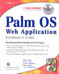 Palm OS Web Application Developer's Guide with CDROM