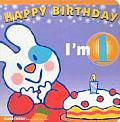 Happy Birthday Im 1