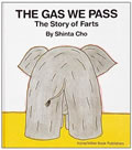 The Gas We Pass: The Story of Farts  Cover