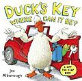 Duck's Key: Where Can It Be?