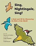 Sing, Nightingale, Sing! with CD (Audio)