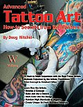 How-To Secrets from the Masters #3: Advanced Tattoo Art: How-To Secrets from the Masters Cover