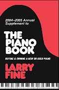 2004 2005 Annual Supplement To The Piano