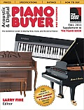 Acoustic & Digital Piano Buyer Supplement to the Piano Book