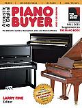 Acoustic & Digital Piano Buyer, Fall 2013