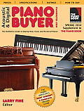 Acoustic & Digital Piano Buyer: The Definitive Guide to Buying New, Used, and Restored Pianos (Acoustic & Digital Piano Buyer)