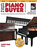 Acoustic & Digital Piano Buyer Fall 2015 Supplement to The Piano Book