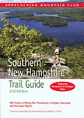 AMC Southern New Hampshire Trail Guide AMC Guide to Hiking Mt Monadnock Cardigan & the Lakes Region with Map