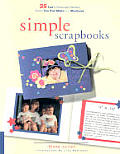 Simple Scrapbooks Cover