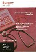 Surgery CD-ROM: Palm, Pocket PC, Windows, and Macintosh
