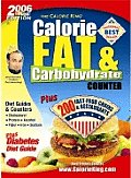 Calorie King Calorie Fat & Carbohydrate