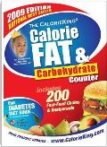 The Calorie King Calorie, Fat & Carbohydrate Counter (2009)