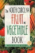 North Carolina Fruit & Vegetable Book