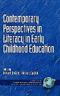 Contemporary Perspectives in Literacy in Early Childhood Education (Hc)