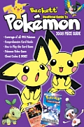 Beckett Unofficial Guide to Pokemon: Price Guide (Beckett Unofficial Guide to Pokemon)