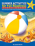 Summer Activities for Fall Readiness: First Grade