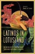 Latinos in Lotusland: An Anthology of Contemporary Southern California Literature Cover